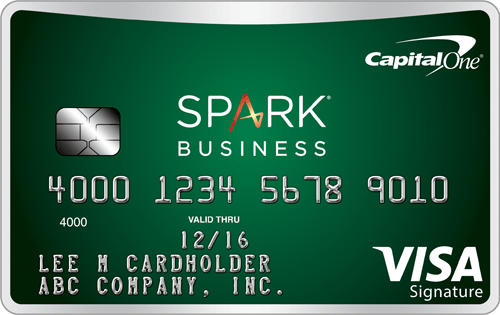 Capital One Spark Cash for Business (Card Artwork)