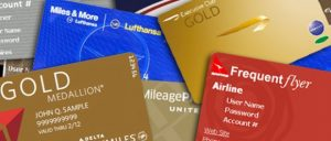 credit cards with airline rewards