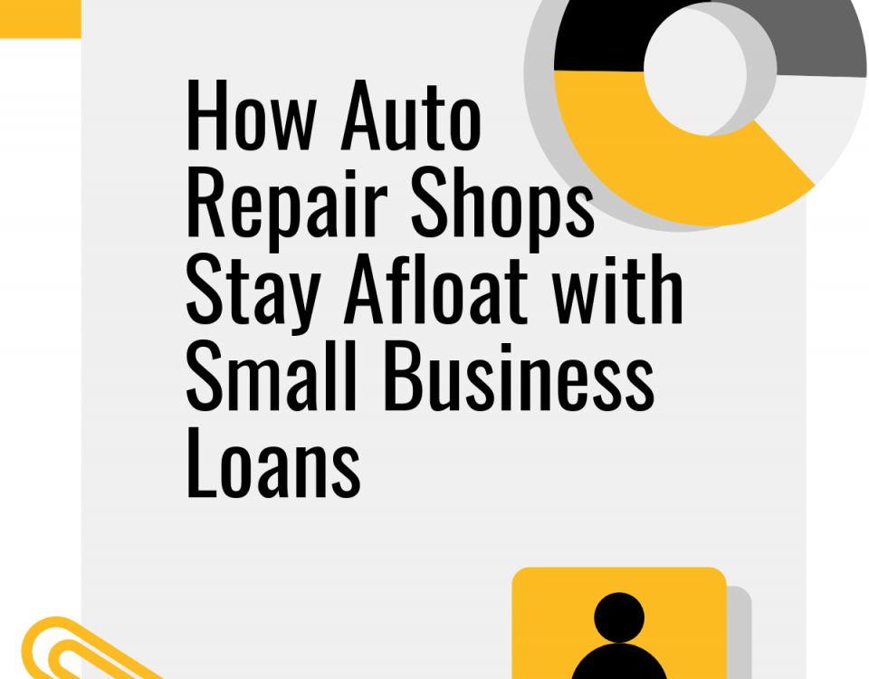 Business Financing Hub - Small Business Loans for Auto Repair Shop