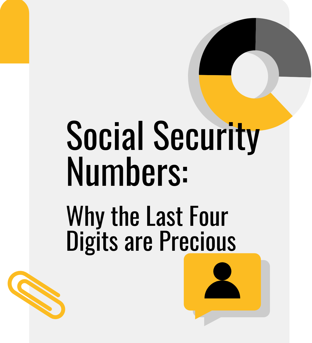 What Can Someone Do with the Last 4 Digits of Your Social Security Number?
