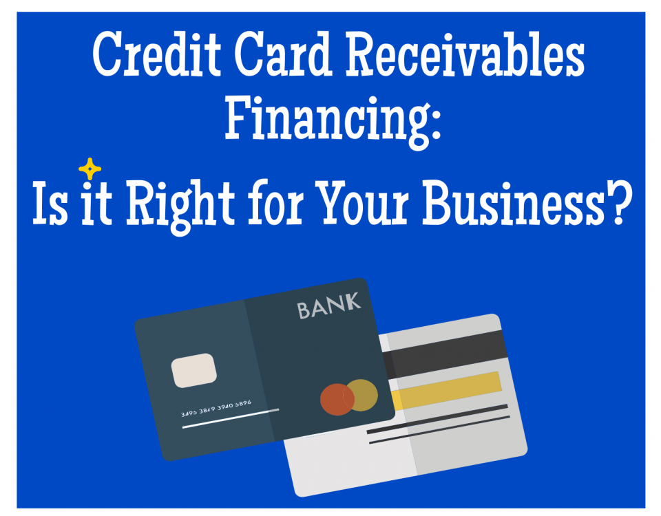 Business Financing Hub - Credit Card Receivables Financing