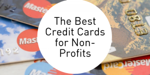 credit cards for nonprofits