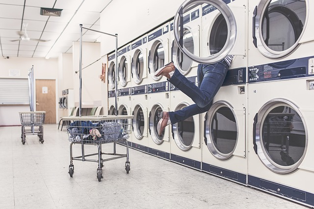 laundry equipment leasing companies