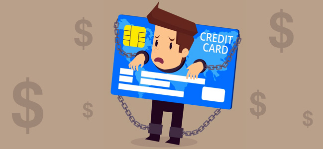 moving abroad with credit card debt